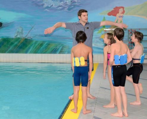 Schwimmkurs für Kleinkinder in München Ottobrunn