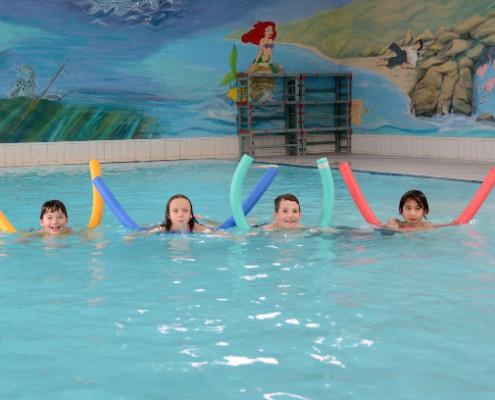 Kinderschwimmen in München